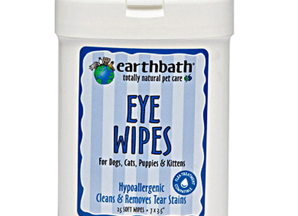 Earth Bath Specialty Eye Wipes