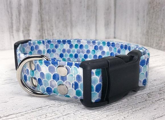 Mermaid Scales Dog Collar