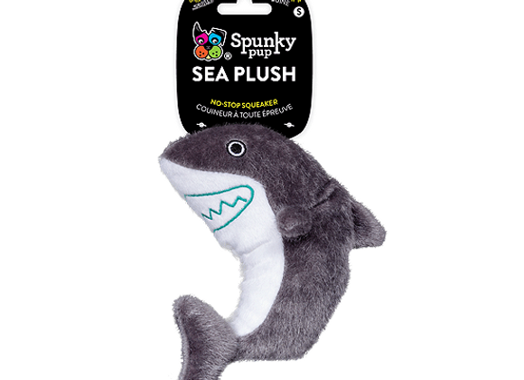 Spunky Pup - Sea Plush Shark