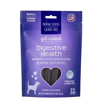 Get Naked Dental Chews - Digestive Health