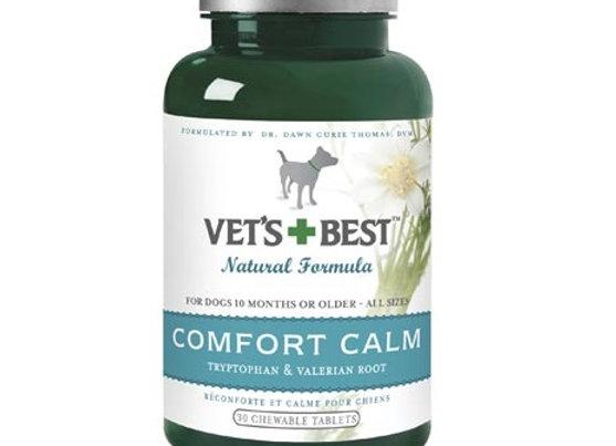 Vet's Best Comfort Calm - 30ct
