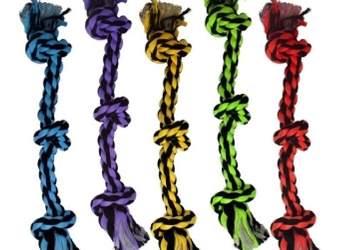3-Knot Rope - 15 inch | Nuts for Knots!