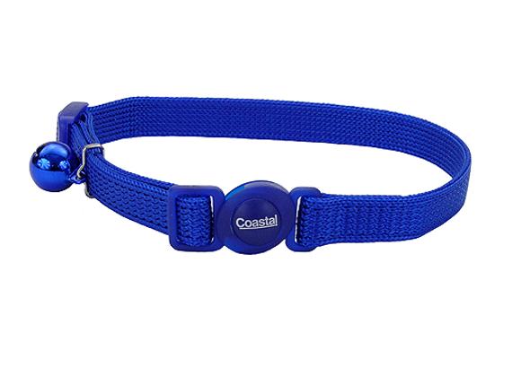 Coastal Adjustable Safe Collar | Blue