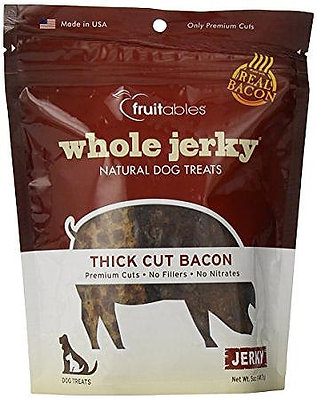 Fruitables - Whole Jerky - Jerky Thick Cut Bacon