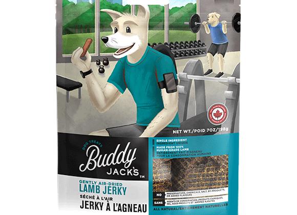 Buddy Jack's Lamb Jerky