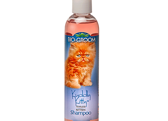 Bio-Groom - Kuddly Kitty Tearless Kitten Shampoo | 8oz