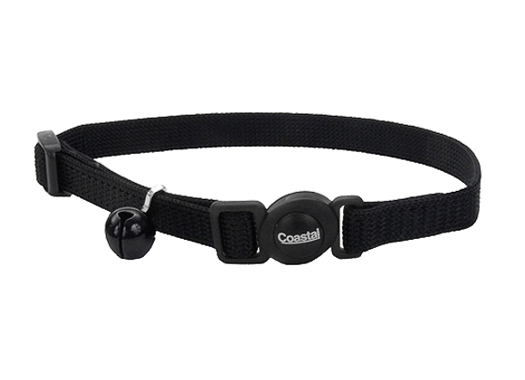 Coastal Adjustable Safe Collar | Black