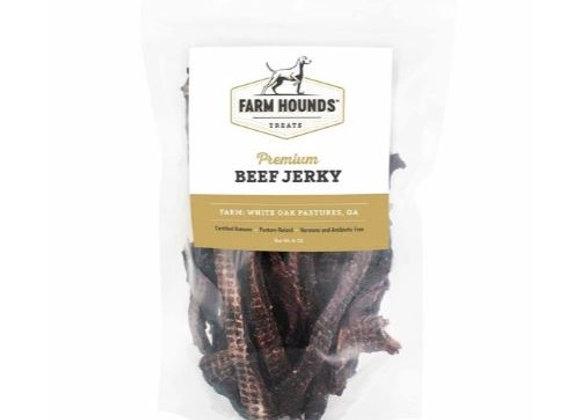 Beef Jerky - 4.5oz - Farm Hounds Treats