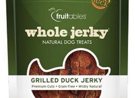 Fruitables - Whole Jerky - Jerky Grilled Duck