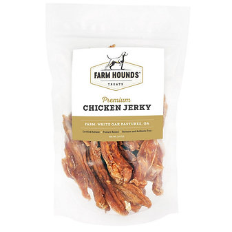 Chicken Jerky - 3.5oz - Farm Hounds Treats
