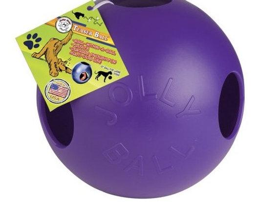 Jolly Pet Teaser Ball - Purple