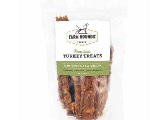 Turkey Treats - 4.5oz - Farm Hounds Treats