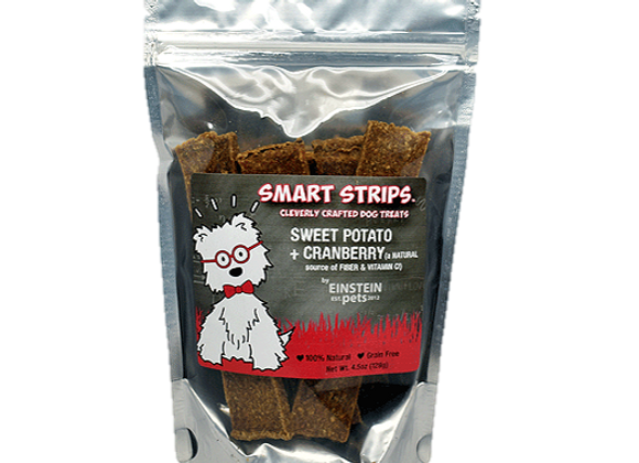 Smart Strips - Sweet Potato + Cranberry - 4.5oz