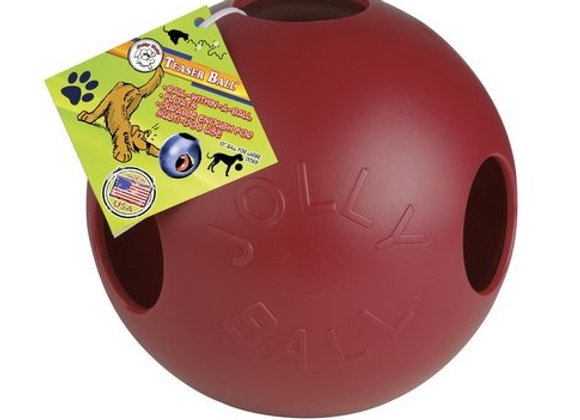 Jolly Pet Teaser Ball - Red