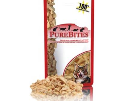 Pure Bites -  Cat Chicken | .6oz