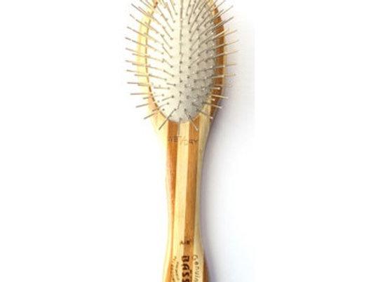 Bass Groomer Wire Pin Brush