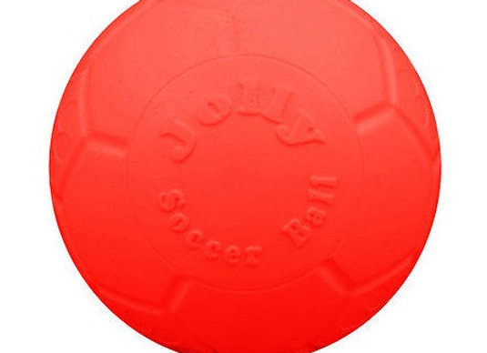 Jolly Pet Soccer Ball - Orange