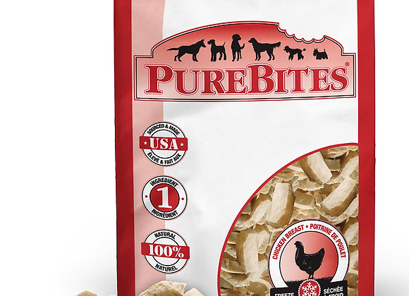 Pure Bites Freeze Dried Chicken Breast
