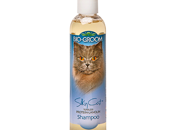 Bio-Groom - Silky Cat Shampoo | 8oz