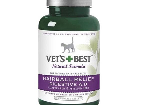 Vet's Best - Hairball Relief   60ct