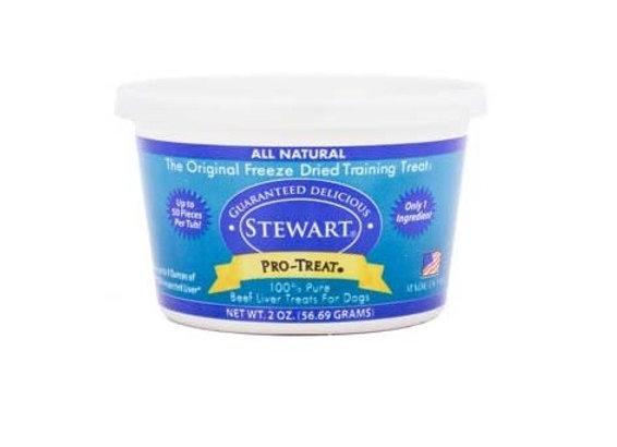 Stewart Freeze Dried Liver Treats