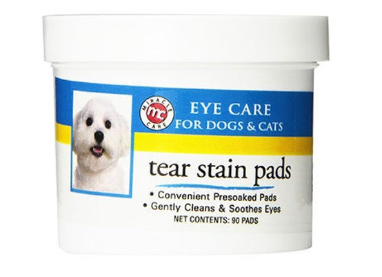 Miracle Care Tear Stain Pads 90ct