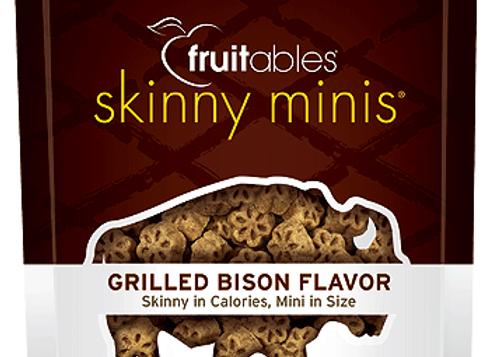 Fruitables - Skinny Minis - Grilled Bison