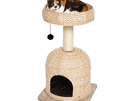 Nuvo Fine & Fun Wicker Cat Furniture - Scout