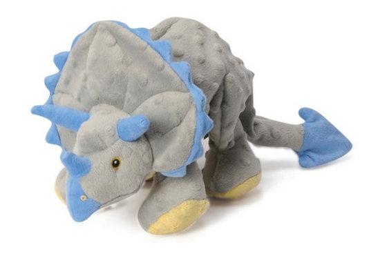 Go Dog Grey Triceratops | w/Chew Guard