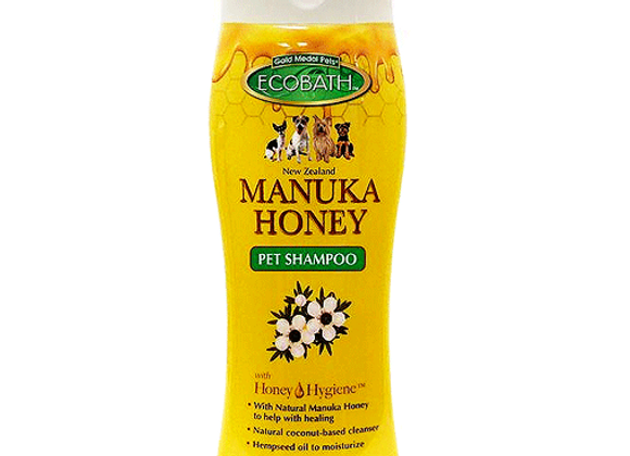 Manuka Honey Shampoo - 13.5oz
