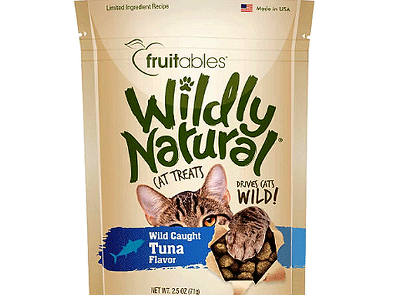Wildly Natural Treats - Tuna | 2.5oz