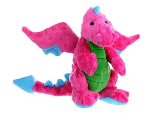 Go Dog Dragon | Pink