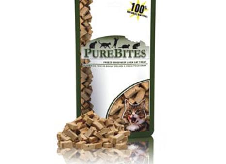 Pure Bites -  Cat Beef Liver | .85oz