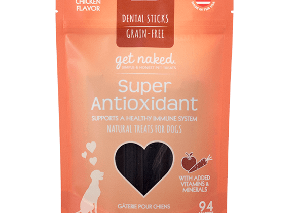 Get Naked Dental Chews - Super Antioxidant
