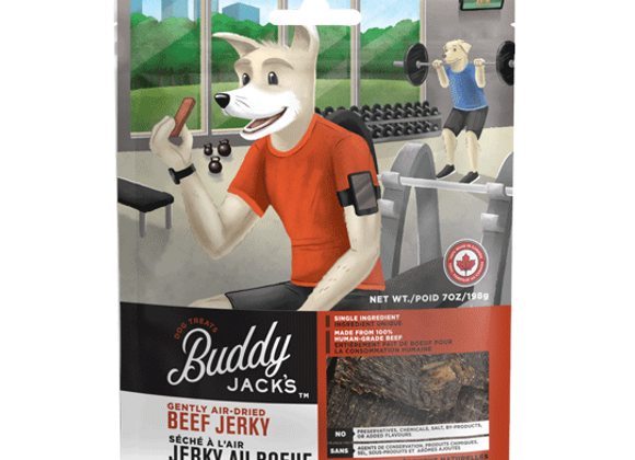 Buddy Jack's Beef Jerky