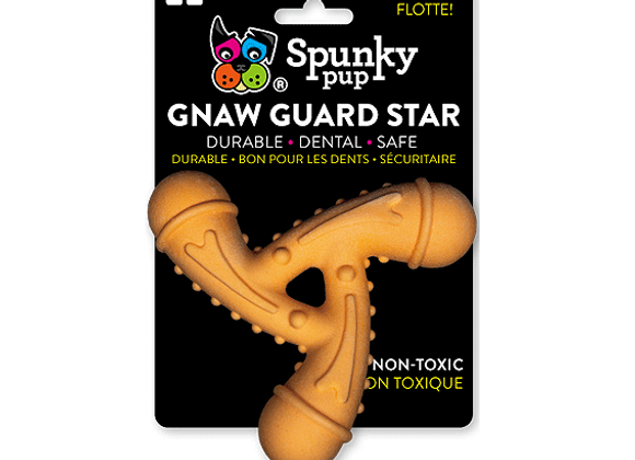 Spunky Pup - Gnaw Guard Foam Star