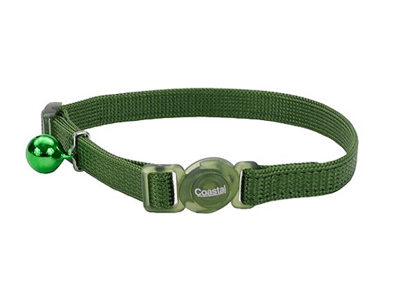 Coastal Adjustable Safe Collar | Palm Green