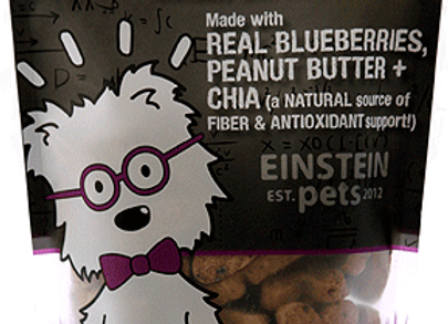 Einstein Pets Treats - PB'N Jelly Time