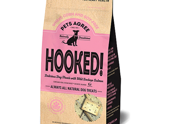 Pets Agree - Grain Free Salmon Treats - 1 LB Bag