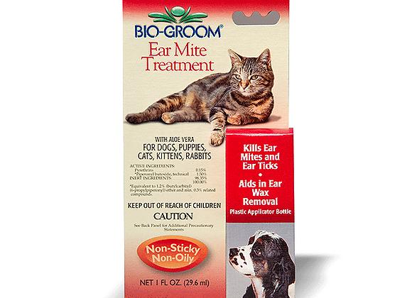 Bio-Groom - Ear Mite Treatment | 1oz