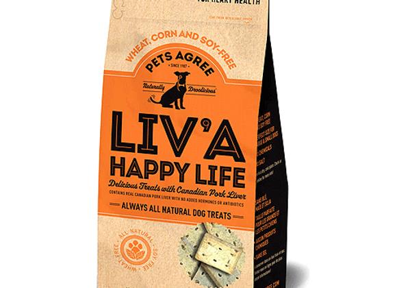 Pets Agree - Grain Free Liver Treats - 1 LB Bag