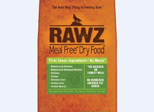 RAWZ - Chicken & Turkey - Meal Free - K9