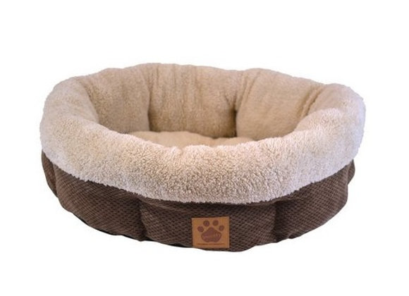 Daydreamer Shearling Cat Bed