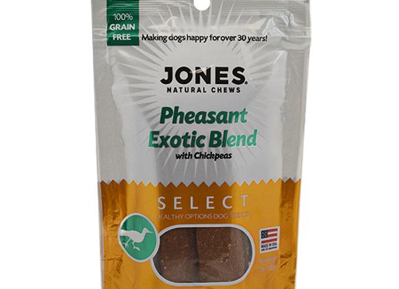 Jones Select Exotic Blend Pheasant - 3oz