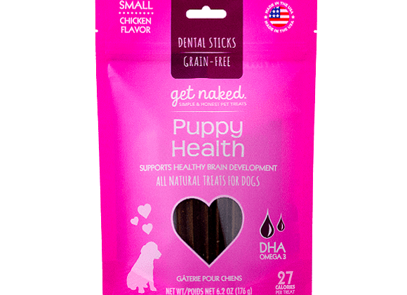 Get Naked Dental Chews - Puppy Health