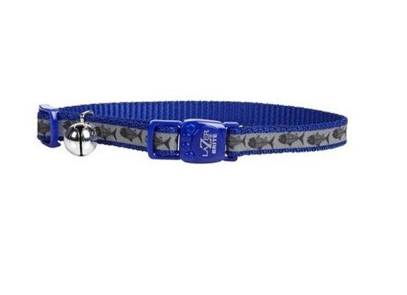 Lazer Brite Safe Collar in Blue