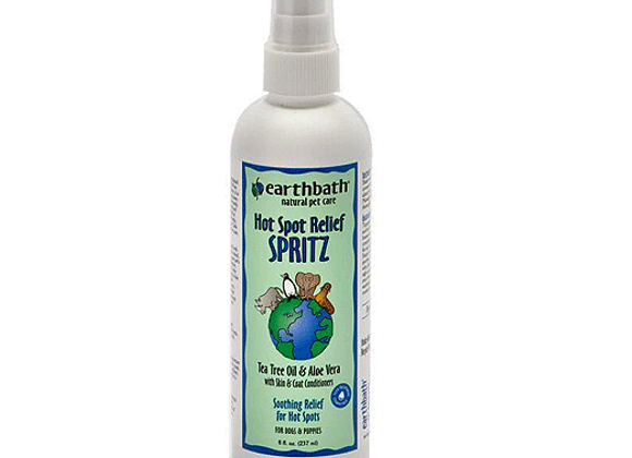 Earthbath - Spritz - Hot Spot Relief