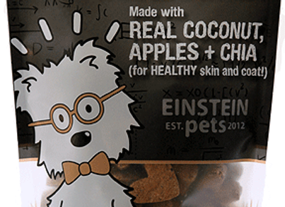 Einstein Pets Treats - Cha Cha Coconut