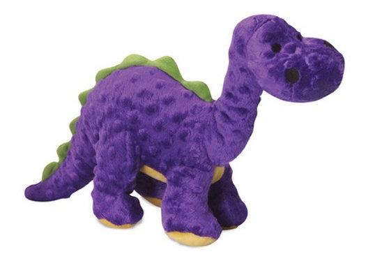 Go Dog Purple Dino - Bruto   w/Chew Guard