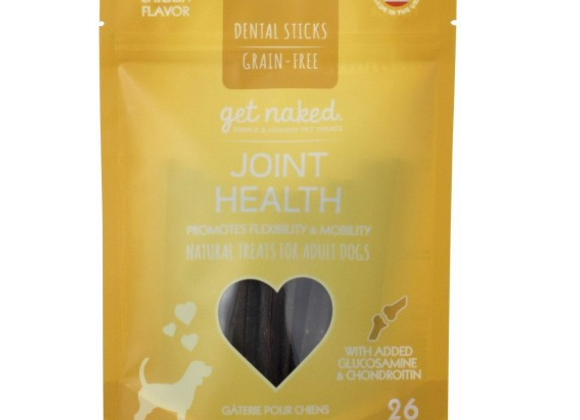 Get Naked Dental Chews - Joint Health